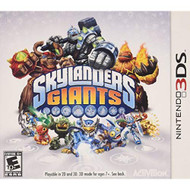 Skylanders Giants Game Only For The Nintendo For 3DS With Manual and - EE711016