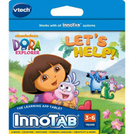 Innotab Software Dora The Explorer For Vtech - EE711036