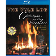 The Yule Log Christmas By The Fireplace Blu-Ray On Blu-Ray With Yule - EE711056