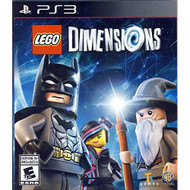 Lego Dimensions Game Disc Only For PlayStation 3 PS3 - EE711080
