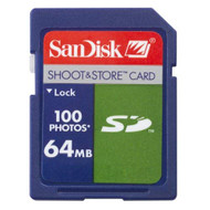 Shoot And Store SD Card - EE711103