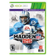 Madden NFL 25 For Xbox 360 Football - EE711126
