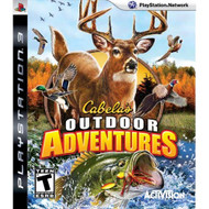 Cabela's Outdoor Adventure '10 For PlayStation 3 PS3 Shooter - EE711143