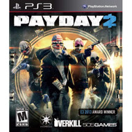 Payday 2 For PlayStation 3 PS3 Fighting - EE711141