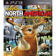 Cabela's North American Adventures 2011 For PlayStation 3 PS3 Shooter - EE711153