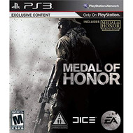 Medal Of Honor For PlayStation 3 PS3 Shooter - EE711157