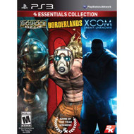 2K Essentials Collection PS3 For PlayStation 3 Shooter - EE711159