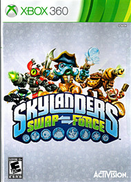 Skylanders Swap Force Game Only For Xbox 360 - EE711167