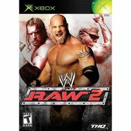 WWE Raw 2 Xbox For Xbox Original Wrestling - EE711172