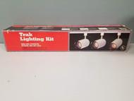 Trak Lighting Kit 3-LIGHT Continental 75-watt Kit With 2 Traks And - EE711315