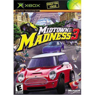 Midtown Madness 3 For Xbox Original Racing With Manual and Case - EE711374