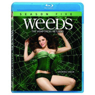 Weeds: The Complete Fifth Season Blu-Ray Blu-Ray 2010 Mary-Louise - EE711418