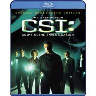 CSI: Crime Scene Investigation: Season 1 Blu-Ray On Blu-Ray With Marg - EE711426