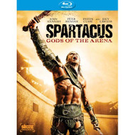 Spartacus: Gods Of The Arena Blu-Ray On Blu-Ray With John Hannah - EE711430