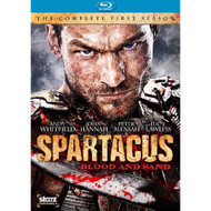 Spartacus: Blood And Sand: Season 1 Blu-Ray On Blu-Ray With Andy - EE711435