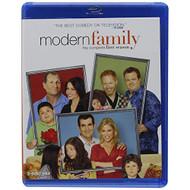 Modern Family: Season 1 Blu-Ray On Blu-Ray With Ed O'neill - EE711433