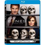 Bones: Season 4 Blu-Ray On Blu-Ray With David Boreanaz - EE711451