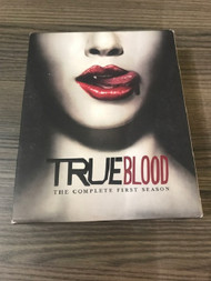 True Blood: The Complete First Season Blu-Ray On Blu-Ray With Anna - EE711462