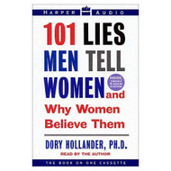 101 Lies Men Tell Women By Dory Hollander Phd And Dory Hollander Phd - EE711490