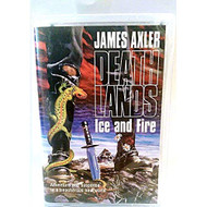 Deathlands: Ice And Fire By James Axler On Audio Cassette - EE711539