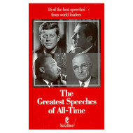 The Greatest Speeches Of All-Time By Bob Wilkstrom Narrator On Audio - EE711723