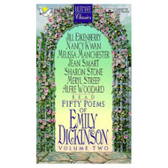 Fifty Poems Of Emily Dickinson Vol 2 Ultimate Classics By Emily - EE711726