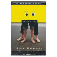 About A Boy By Nick Hornby On Audio Cassette - EE711738