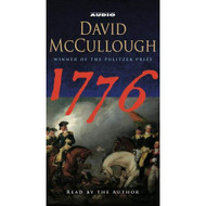 1776 By David Mccullough And David Mccullough Reader On Audio Cassette - EE711742