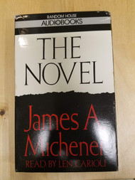The Novel By James A Michener And Len Cariou Reader On Audio Cassette - EE711739