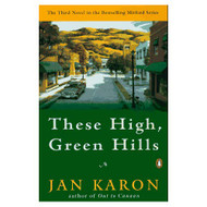 These High Green Hills Mitford By Jan Karon On Audio Cassette - EE711760
