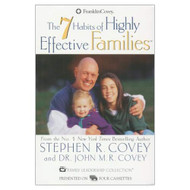 7 Habits Of Highly Effective Families By Stephen R Covey On Audio - EE711790