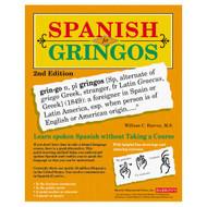 Spanish For Gringos By Wiliam C Harvey On Audio Cassette - EE711825