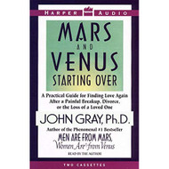 Mars And Venus Starting Over By John Gray And John Gray Reader On - EE711878