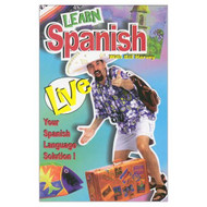 Learn Spanish Live English And Spanish Edition By Bill Harvey On Audio - EE711883