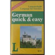 German Quick And Easy Langenscheidt Language For Travelers By Quick - EE711887