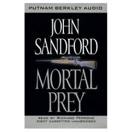 Mortal Prey By John Sandford On Audio Cassette - EE711889