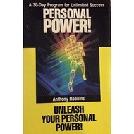Unleash Your Personal Power Anthony Robbins Personal Power Vol 1 - EE711910