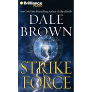 Strike Force By Dale Brown And Christopher Lane Reader On Audiobook CD - EE711946