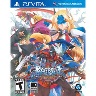 Blazblue: Continuum Shift Extend Standard Edition PlayStation Vita For - EE711954