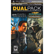 2 Pack Socom: Fireteam Bravo And Syphon Filter: Dark Mirror For PSP - EE712000