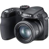 FujiFilm FinePix S Series S1000FD 10.0 MP Digital Camera Black Point & - EE712033