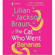 Cat Who Went Bananas By Lilian Jackson Braun On Audiobook CD - EE712359