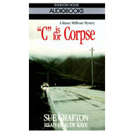 C Is For Corpse Sue Grafton By Sue Grafton And Judy Kaye Reader On - EE712441