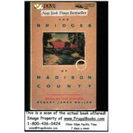 Bridges Of Madison County By Robert James Waller On Audio Cassette - EE712445