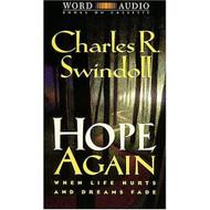 Hope Again By Charles R Swindoll On Audio Cassette - EE712447