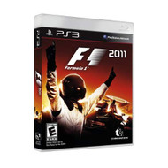 F1 2011 For PlayStation 3 PS3 Racing With Manual and Case - EE579308