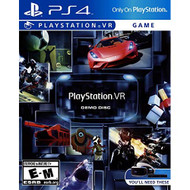 Sony PlayStation 4 VR Demo Disc Game - ZZ712484