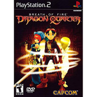 Breath Of Fire: Dragon Quarter For PlayStation 2 PS2 RPG - EE712579