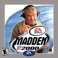 Madden 2000 Software Football - EE712597