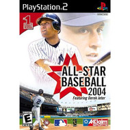 All-Star Baseball 2004 For PlayStation 2 PS2 With Manual And Case - EE557718